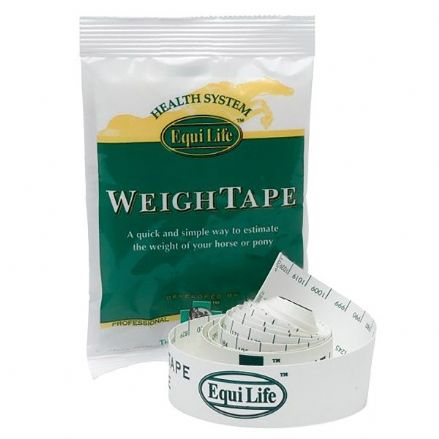 Equi-Life Weigh Tape